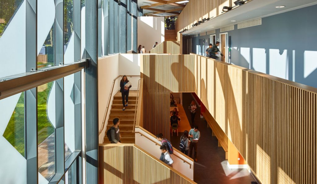 Stirling University - INTO Building